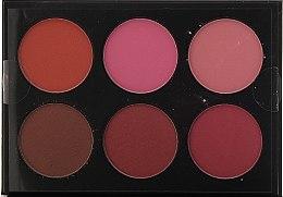 Palette blush - Bellapierre Blushing Palette — foto N1