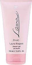 Profumi e cosmetici Laura Biagiotti Laura Rose - Gel doccia