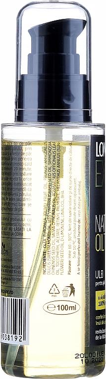 Olio per capelli - Loncolor Expert Natural Oil Therapy — foto N2