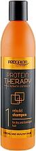 Profumi e cosmetici Shampoo senza solfati - Prosalon Protein Therapy + Keratin Complex Rebuild Shampoo