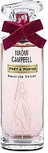Profumi e cosmetici Naomi Campbell Pret a Porter Absolute Velvet - Eau de toilette