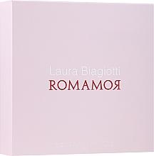 Profumi e cosmetici Laura Biagiotti Romamor - Set (edt/25ml + edt/10ml)