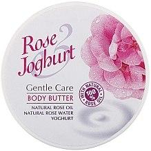 Profumi e cosmetici Burro corpo - Bulgarian Rose Body Butter Rose Joghurt