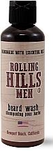 Profumi e cosmetici Shampoo per barba - Rolling Hills Men Beard Wash