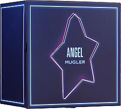 Profumi e cosmetici Mugler Angel - Set (edp/50ml + edp/7ml + b/lot/100ml)