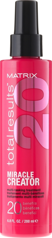 Spray multifunzionale 2 in 1 - Matrix Total Results Miracle Creator