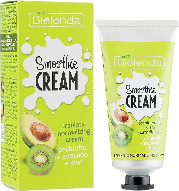 "Crema viso normalizzante ""Avocado e Kiwi""? - Bielenda Smoothie Cream Avocado And Kiwi"