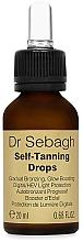 Profumi e cosmetici Gocce autoabbronzanti - Dr Sebagh Self-Tanning Drops