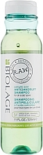 Profumi e cosmetici Shampoo antiforfora - Biolage R.A.W. Rebalance Anti-Dandruff Shampoo