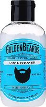 Profumi e cosmetici Balsamo per barba - Golden Beards Beard Wash Conditioner