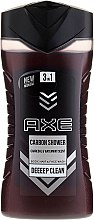 Profumi e cosmetici Gel doccia 3in1 - Axe Carbon Shower Gel
