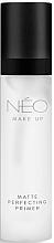 Profumi e cosmetici Base trucco opacizzante - NEO Make Up Matte Perfecting Primer