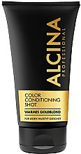 Profumi e cosmetici Balsamo colorato per tonalizzare i capelli - Alcina Color Conditioning Shot