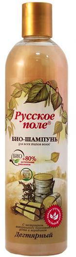 """Bio-shampoo alla cheratina """"Catrame di betulla"""" - Fratty NV Campo russo"""