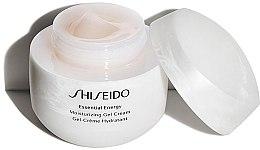 Profumi e cosmetici Gel-crema idratante - Shiseido Essential Energy Moisturizing Gel Cream