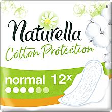 Profumi e cosmetici Assorbenti igienici 12pz - Naturella Cotton Protection Ultra Normal