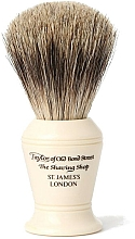 Profumi e cosmetici Pennello da barba, P374 - Taylor of Old Bond Street Shaving Brush Pure Badger size S