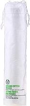 Profumi e cosmetici Dischetti di cotone cosmetici, 100 pz. - The Body Shop Organic Cotton Rounds