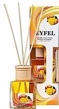 """Profumi e cosmetici Aroma diffusore """"Mango"""" - Eyfel Perfume Reed Diffuser Mango"""