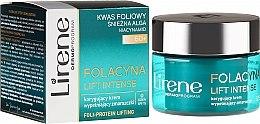 Profumi e cosmetici Crema antirughe da giorno - Lirene Folacyna Lift Intense Cream 60+