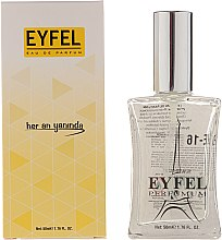 Profumi e cosmetici Eyfel Perfume E-16 - Eau de parfum