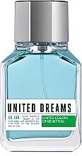 Profumi e cosmetici Benetton United Dreams Go Far - Eau de toilette