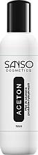 Profumi e cosmetici Solvente per smalto gel - Sanso Cosmetics Aceton