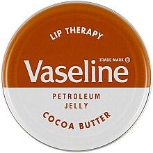 """Profumi e cosmetici Balsamo labbra """"Cacao"""" - Vaseline Lip Therapy Cocoa Butter Lips Balm"""