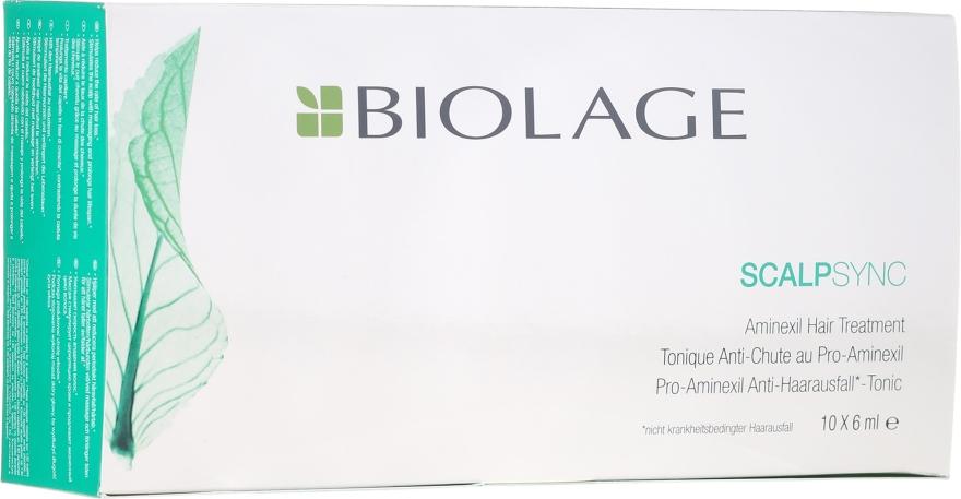 Trattamento anticaduta - Biolage Scalpsync Aminexil Hair Treatment