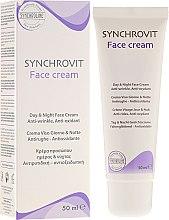 Profumi e cosmetici Crema viso antirughe - Synchroline Synchrovit Face Cream