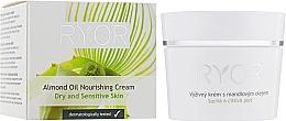 Profumi e cosmetici Crema nutriente all'olio di mandorle - Ryor Face Care