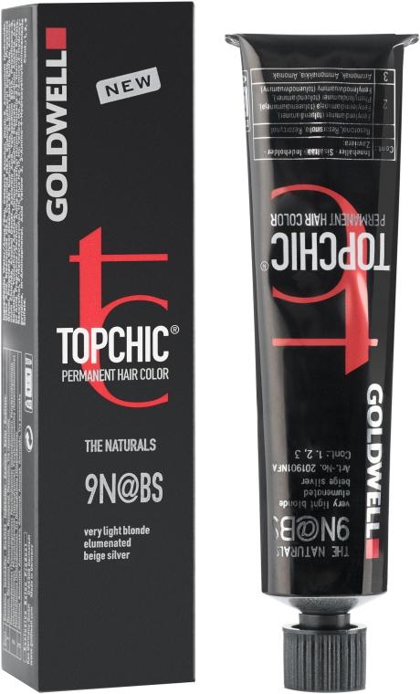 Tinta professionale per capelli resistenti - Goldwell Topchic Hair Color Coloration