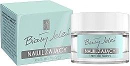 Profumi e cosmetici Crema idratante con latte di capra - Bialy Jelen Nourishing Face Cream