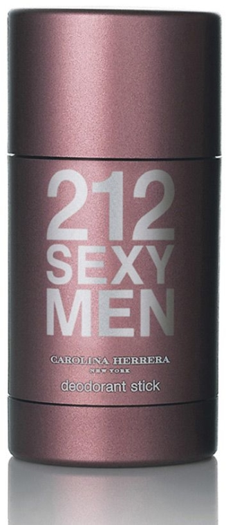 Carolina Herrera 212 Sexy Men - Deodorante stick
