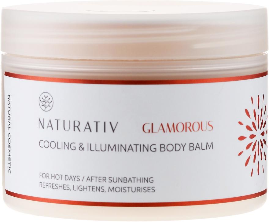 Balsamo corpo - Naturativ Cooling & Illuminating Body Balm — foto N1