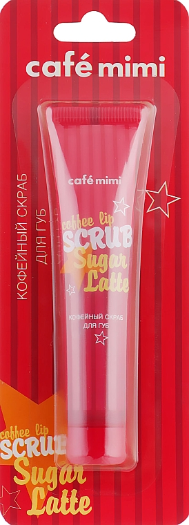 Scrub labbra al caffè - Cafe mimi Sugar Latte
