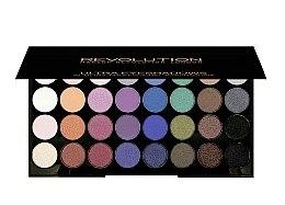 Palette ombretti, 32 tonalità - Makeup Revolution Ultra 32 Shade Palette Mermaids Forever — foto N1
