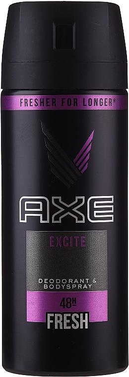 "Antitraspirante spray ""Excitet"" uomo - Axe Deodorant Bodyspray Dry Excite"