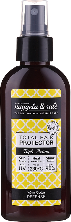 Lozione protettiva per capelli - Nuggela & Sule'Total Hair Protector