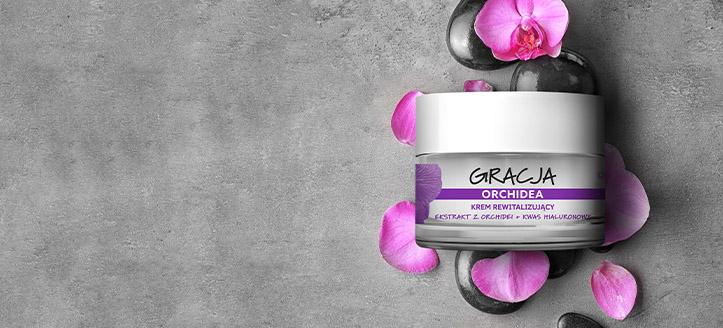 Ricevi in regalo una crema viso rigenerante, acquistando prodotti Gracja da 8 €