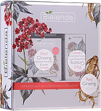 Profumi e cosmetici Set - Bielenda Red Ginseng 40+ (cr/50ml + eye/cr/15ml)