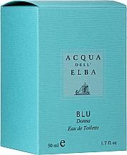Profumi e cosmetici Acqua Dell Elba Blu Donna - Eau de toilette