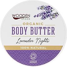 """Profumi e cosmetici Burro corpo """"Lavender Night"""" - Wooden Spoon Lavander Nights Body Butter"""