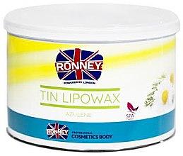 "Profumi e cosmetici Cera depilatoria ""Azulene"" - Ronney Wax Tin Azulene"
