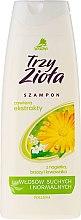 Profumi e cosmetici Shampoo per capelli - Pollena Savona Shampoo Three Herbs Of Calendula