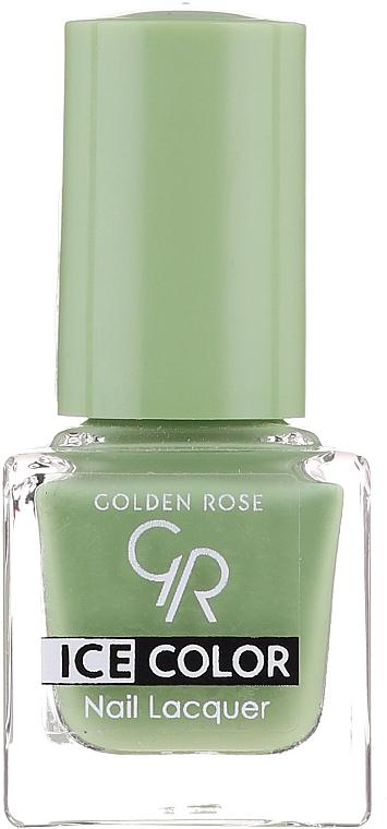 Smalto unghie - Golden Rose Ice Color Nail Lacquer