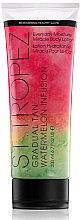 Profumi e cosmetici Lozione autoabbronzante idratante all'anguria - St.Tropez Gradual Tan Watermelon Infusion