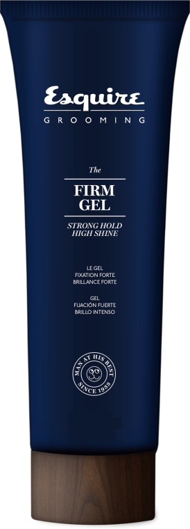 Gel fissazione forte - CHI Esquire Grooming The Firm Gel Strong Hold High Shine — foto N1