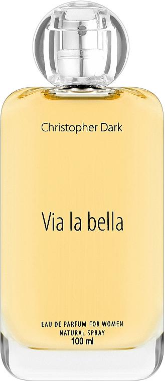 Christopher Dark Via La Bella - Eau de Parfum