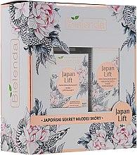 Profumi e cosmetici Set - Bielenda Japan Lift 50+ (eye/cr/15ml + f/cr/50ml)